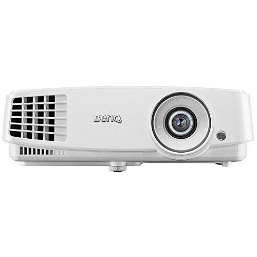 BenQ DLP Video Projector - WXGA Display 3200 Lumens 130001 Contrast HDMI 3D-Ready Projector MW526