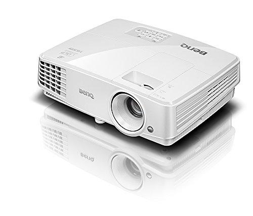 BenQ DLP Video Projector - XGA Display 3200 Lumens HDMI 130001 Contrast 3D-Ready Projector MX525