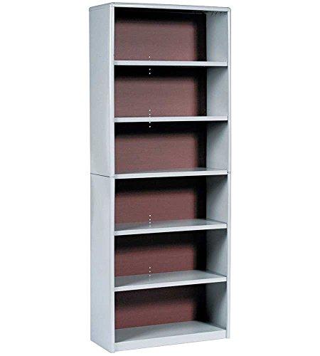 Bookcase6-ShelfGY