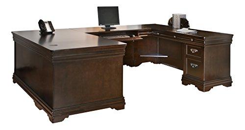 Martin Furniture Beaumont U-Shaped Desk