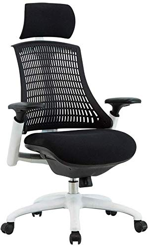 Office Chair Desk Chair Ergonomic Computer Chair Mesh High Back Task Chair with Adjustable Armrest for Home Conference