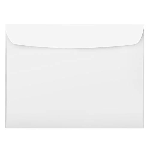 10 x 13 Booklet Envelopes Open Side Envelopes - Bright White 28Lb - 50 per Pack Business Envelopes 10x13