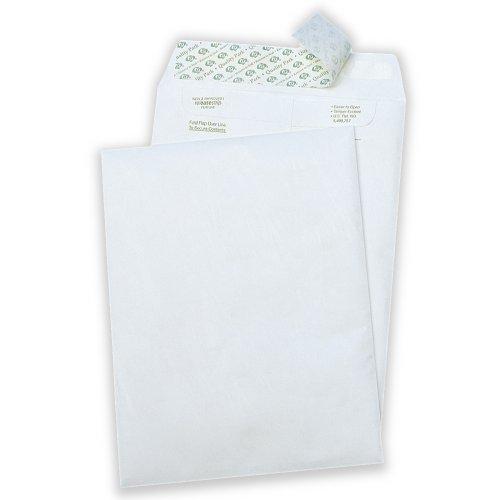 Quality Park tyvek Catalog Envelope 6 inches x 9 inches White 100 Envelopes R1320