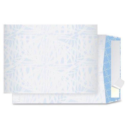 Wholesale CASE of 5 - Quality Park Lightweight Tyvek Catalog Envelopes-Catalog Envelopes 9x12 100BX White