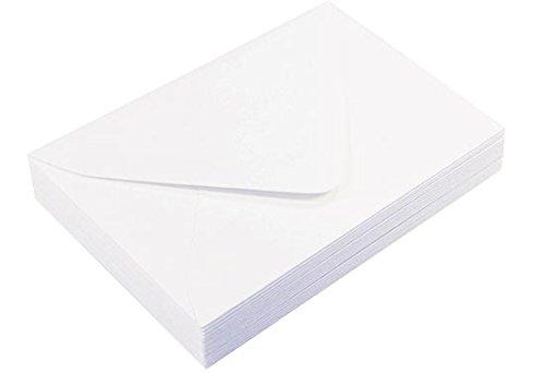 A1 Limba Euro Flap Envelopes Gmund Colors Matt 91lb 25 pack