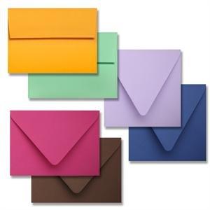 Colorplan 91 Text 6 12 Square Euro Flap Envelopes Color Tabriz BlueFLAP STYLE EURO FLAPQuantity 250