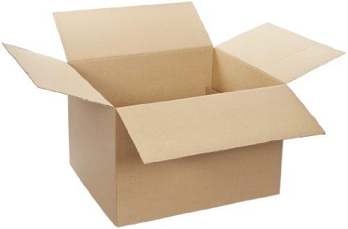 Aviditi 242016 Corrugated Box 24 Length x 20 Width x 16 Height Kraft Bundle of 10