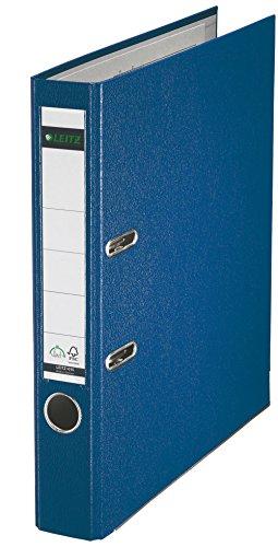 Leitz 2-Ring 2-Inch Premium A4 Sized European Binders Blue