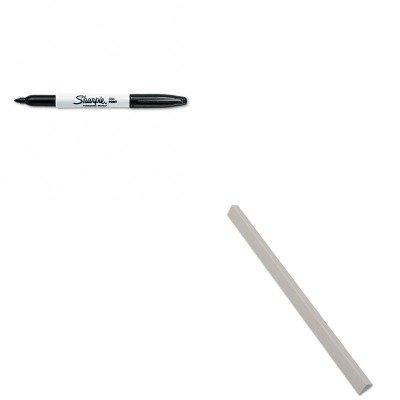 KITCLI34227SAN30001 - Value Kit - C-line Slide N Grip Binding Bars CLI34227 and Sharpie Permanent Marker SAN30001