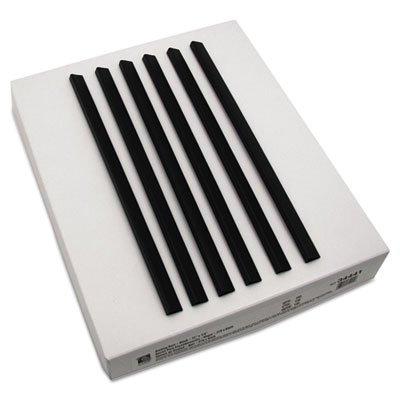 Slide N Grip Binding Bars Black 11 x 14 100Box Sold as 100 Each