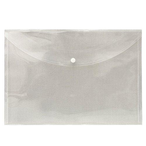 Document Envelope File Folder FS Size Paper Organizer Bag Filing Office Supplies Pack of 25