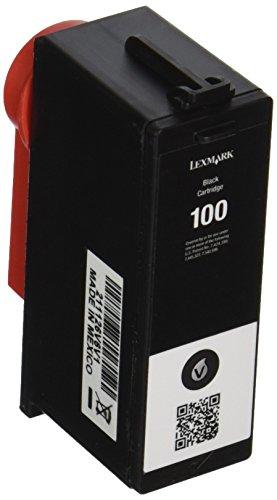 Lexmark standard yield 100 ink cartridge-Black