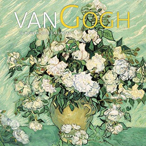 Graphique 2018 Van Gogh Mini Calendar