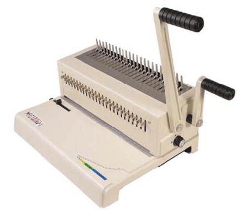 Akiles MegaBind-1 14 Plastic Combs Binding Machine Punch