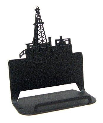 Oil Rig Business Card Holder_1