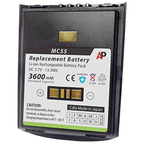Artisan Power MotorolaSymbol MC55 MC65 Series Replacement Battery 3600 mAh Extended Capacity