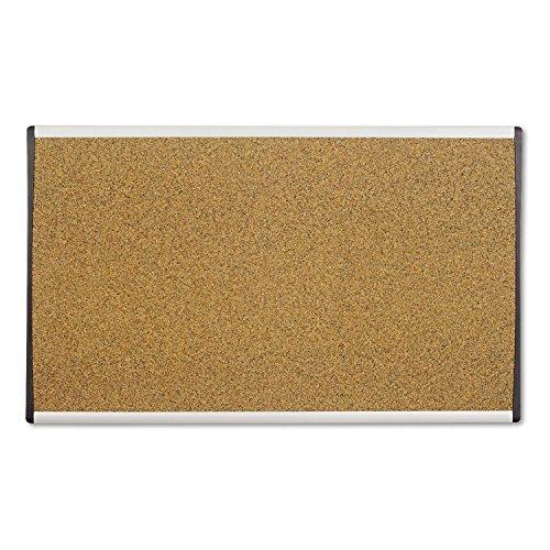 Quartet ARC Frame Cork Cubicle Board - QRTARCB3018 suppliershoplet
