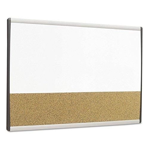 Quartet ARC Frame Cubicle Board BOARDCUBICLE ARC FRAMSR Pack of2