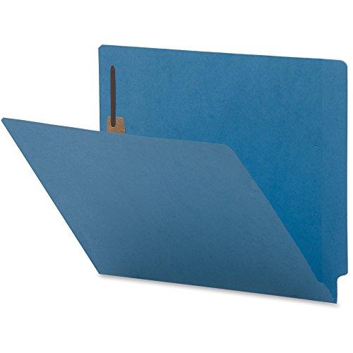 SPRSP17242 - Sparco Colored End Tab Fastener Folder