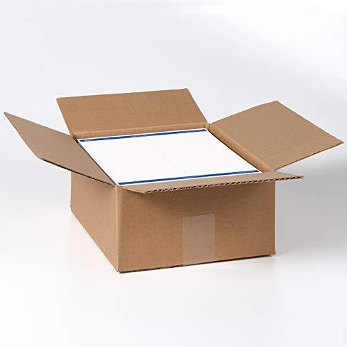 Avery Shipping Address Labels Laser Printers 5000 Labels 2x4 Labels Permanent Adhesive TrueBlock 95910