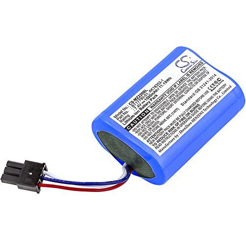 Cameron-Sino CS Backup Battery for Zebra Barcode Scanner MZ220 MZ320