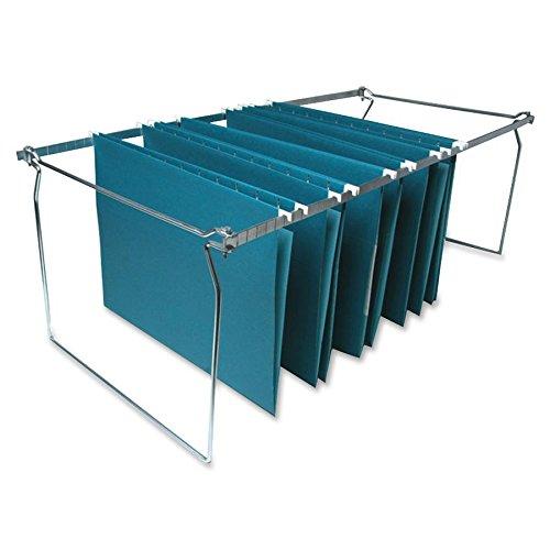 Sparco Hanging File Folder Frames Letter Stainless Steel SPR60529