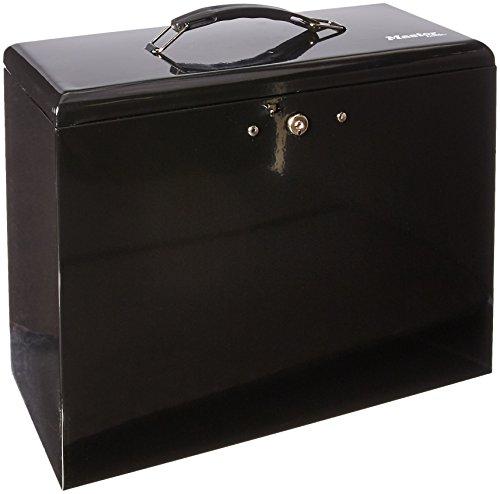Master Lock 7148D File Box 049 Cubic Feet Black