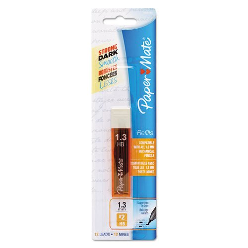 Paper Mate Mechanical Pencil Refills 13mm HB 2 12 Count