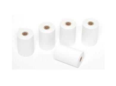 Printek Fieldpro Series Receipt Paper Rolls 4125 36 Roll Pack Premium Grade 43 Linear