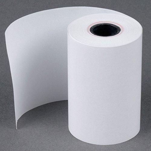VeriFone VX680 VX520 Thermal Receipt Paper Rolls 2-14 x 50 100 Rolls BPA Free Made in USA From BuyRegisterRolls