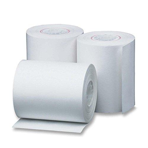 2 14 x 85 FIRST DATA FD50 FD100TI Credit Card Thermal Receipt Paper Sealed 30 rolls