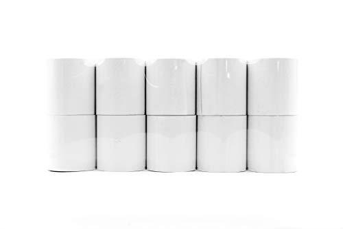 3 18 X 230 10 Rolls Thermal Cash Register POS Receipt Paper Roll BPA Free Epson TM-T88 T-20 Bixolon SRP-350 370 Clover Station Square