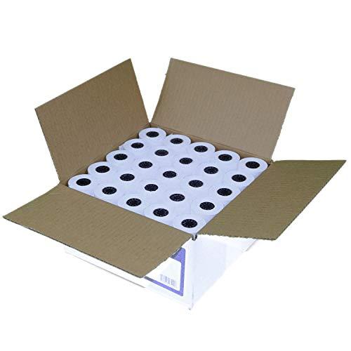 Alliance Thermal 48 Gram POS  Receipt Paper Rolls 50 Rolls - 2 14 W x 85 Feet L  2 Diameter
