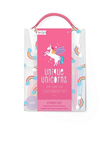 OOLY  Gift Set Unique Unicorns Stationery Kit with 138-008