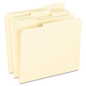 Letter File Folders Manila PK 100