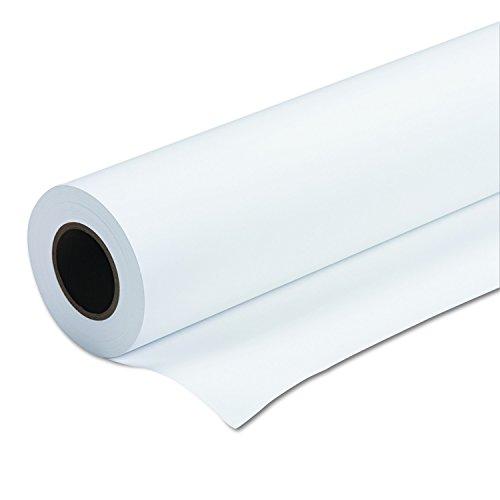PM Company Perfection AmerigoDisplay 35 Wide Format Ink Jet Rolls 36 Inch x 100 Feet 2 Inch Core White 1 per Carton 45202