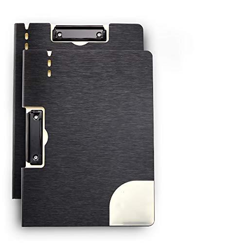 Folder A4 Roll Sprint Pad Writing Office Supplies Book Clip Info Paper Storage Horizontal Vertical Version