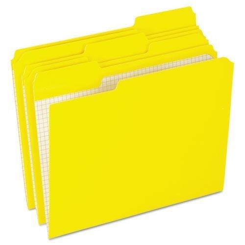 PFXR15213YEL - Pendaflex Top File Folder