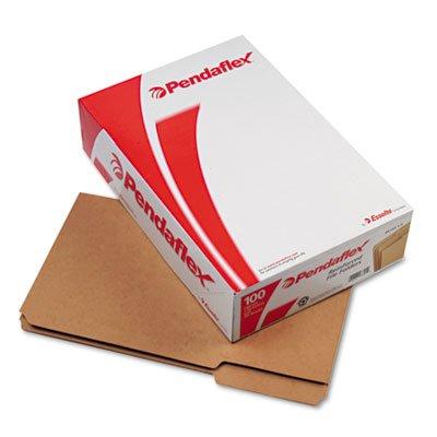 Two-Ply Dark Kraft File Folders 13 Cut Top Tab Legal Brown 100Box Sold as 100 Each