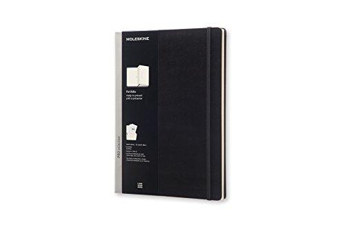 Moleskine PRO Portfolio Hard Cover A4 825 x 1175 Black