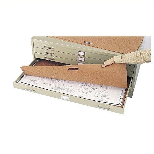 SAF3012 - Flat File Plan Portfolios with Hand Hold