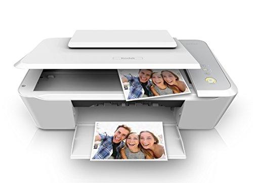 Kodak Verité Wireless Color Photo Printer with Scanner and Copier - White VERITE 50 ECO
