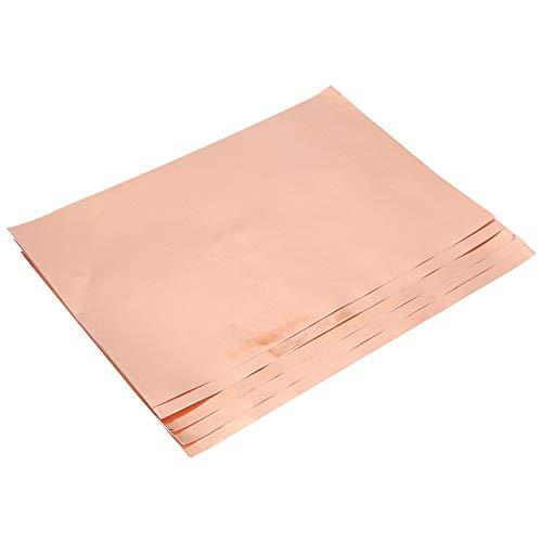 5Pcs Guitar Copper Foil Tape Conductive Adhesive Waterproof Tape