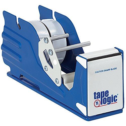 Aviditi Steel Multi Roll Table Top Tape Dispenser 2 Tape Diameter Blue SL7326