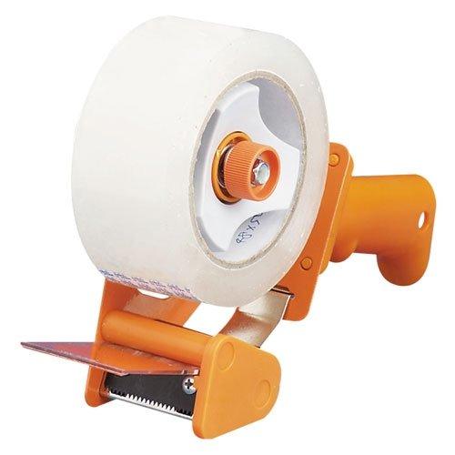 Duck 0010220 Bladesafe Box Sealing Tape Dispenser Heavy-Duty Plastic Orange