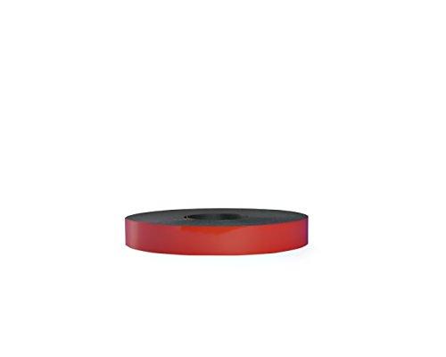 30 Mil Dry Erase Magnetic Strip Roll - Orange - 1 X 25