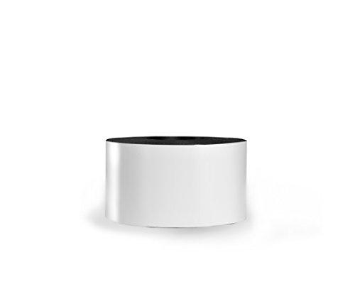 30 Mil Dry Erase Magnetic Strip Roll - White - 3 X 25
