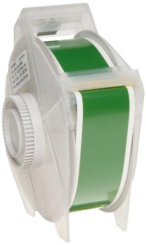 Brady 113125 GlobalMark 100 Length x 1125 Width B-595 Vinyl Green IndoorOutdoor Tape