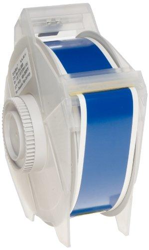 Brady 113129 GlobalMark 100 Length x 1125 Width B-595 Vinyl Blue IndoorOutdoor Tape