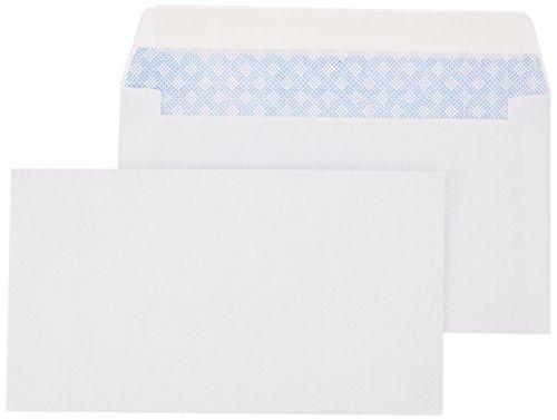 AmazonBasics 6 34 Security-Tinted Envelope Peel Seal 300-Pack